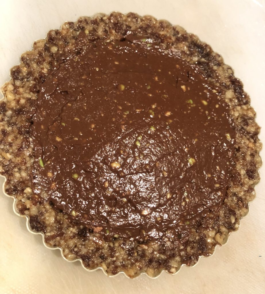 Vegan Raw Tart 10.
